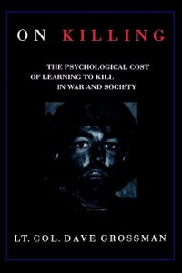 Book Cover: On Killing David Grossman