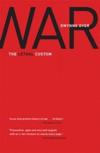 Cover of WAR by Gwynne Dyer