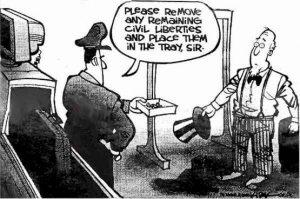 Airport security Cartoon