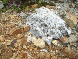 Runoff from mining