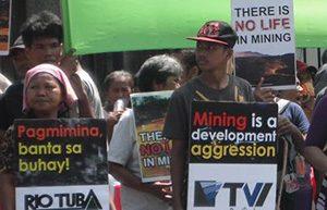 Philippines 2012 Mining Protest