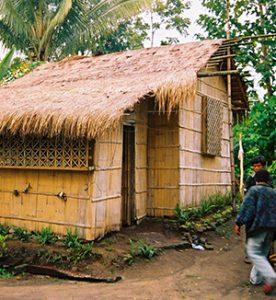 Philippines Nipa Hut