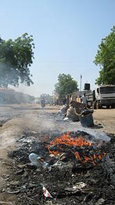 South Sudan ToT Street Scene