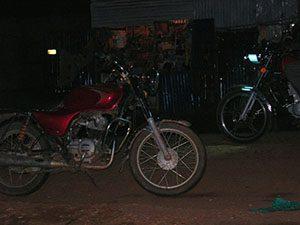 South Sudan Motorcycles