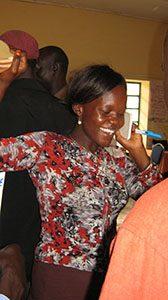 South Sudan NV training Zakia