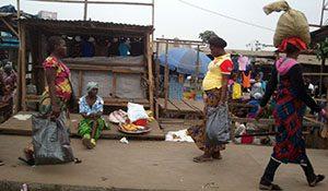 Congo marketplace