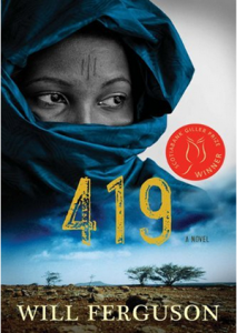 Cover of 419 by Will Ferguson